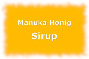 Manuka Honig Sirup